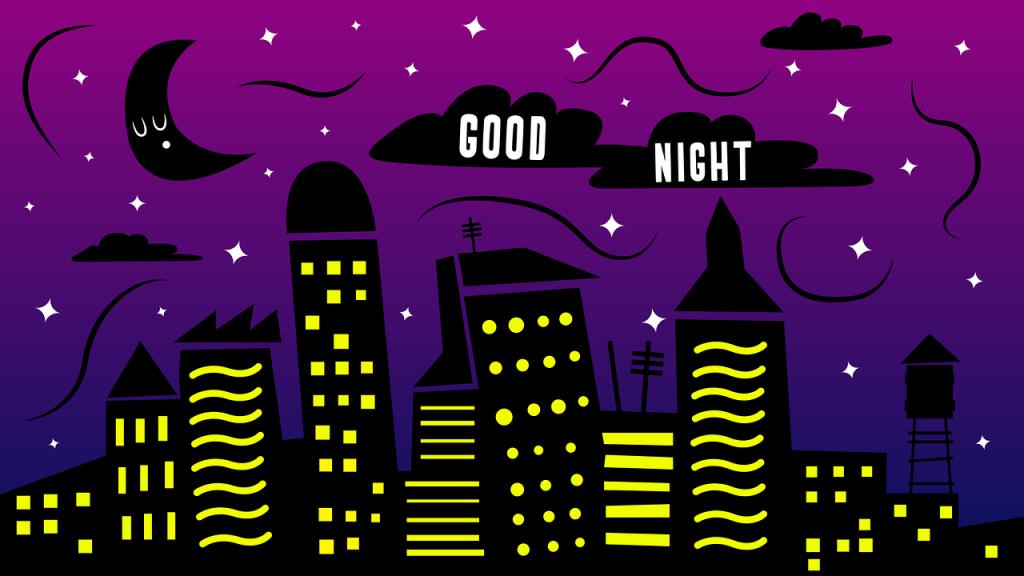 Mensajes para desear buenas noches
